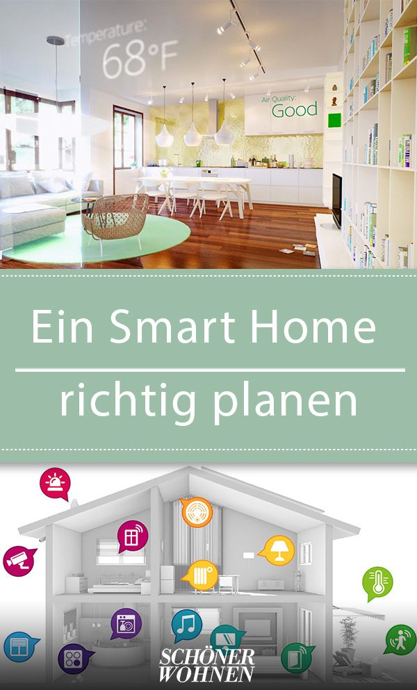 Plan a smart home properly