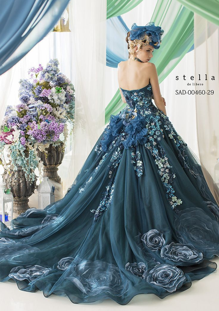 Stella De Libero Roses and Dreams   ステラのドレスは唯一無二」