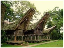 Tongkonan house, Sulawesi