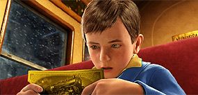 Education World: Polar Express Activities and Lesson Plans some for elementary use as well