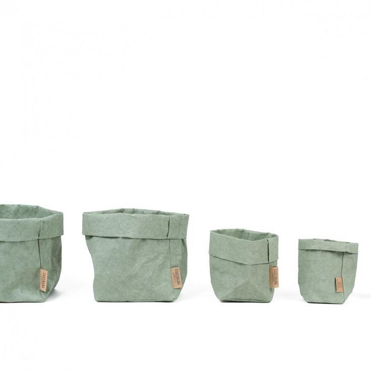 Paper bag set2 salvia 1840