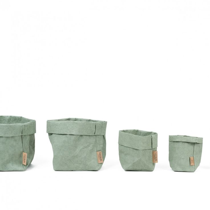 Paper bag set2 salvia 1840