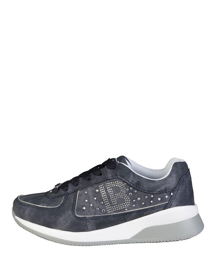 Sneaker donna  LAURA BIAGIOTTI 240_SPLASH Blu - Primavera Estate - tit