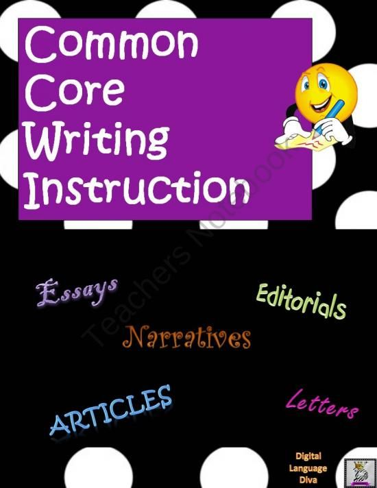Middle School Writing Tips for State Assessments from Digital Diva on TeachersNotebook.com (4 pages)  - Middle School Writing Tips for State Assessments - narratives, editorials, articles, letters