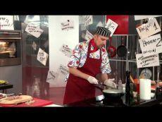 Куриная ножка, фаршированная грибами - YouTube