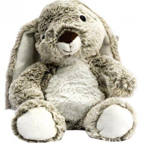 Conejo Peluche Boutique Collection - Sabemos que a los peuqes le encanta, pero nada más adorable que un peluche esponjoso y tierno para regalar en San Valentín o aniversario - lacestamagica.com