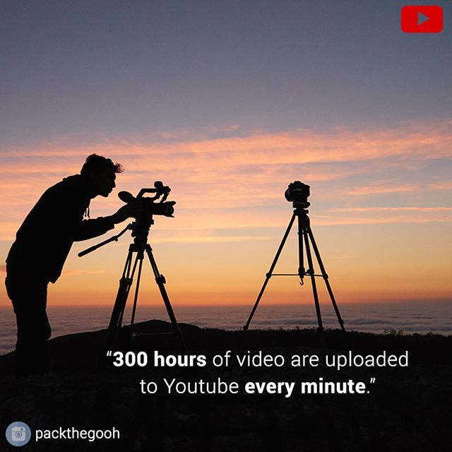 Fun fact: YouTube sees around 1,148bn mobile video views per day. - More than half of YouTube views come from mobile devices. - The average mobile viewing session lasts more than 40 minutes. - The user submitted video with the most views is the video for Luis Fonsi's song 'Despacito' with 4.36 billion views . #funfact #apple #creative #photooftheday #food #quote #instagram #instalove #inspirasi #fakta #travel #infoterkini #faktanyata #youtube #motivational #photography #socialmedia #design…