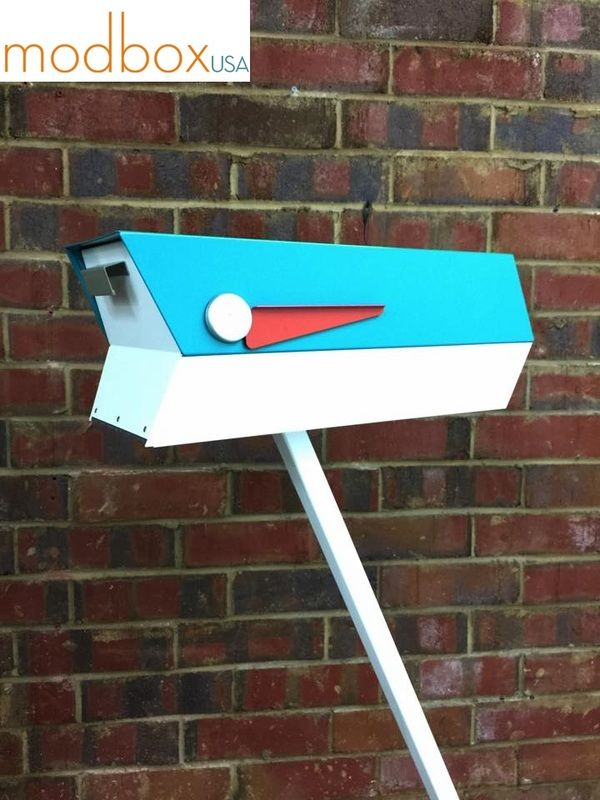 17 Best images about Mid-Century Modern Mailbox on ...