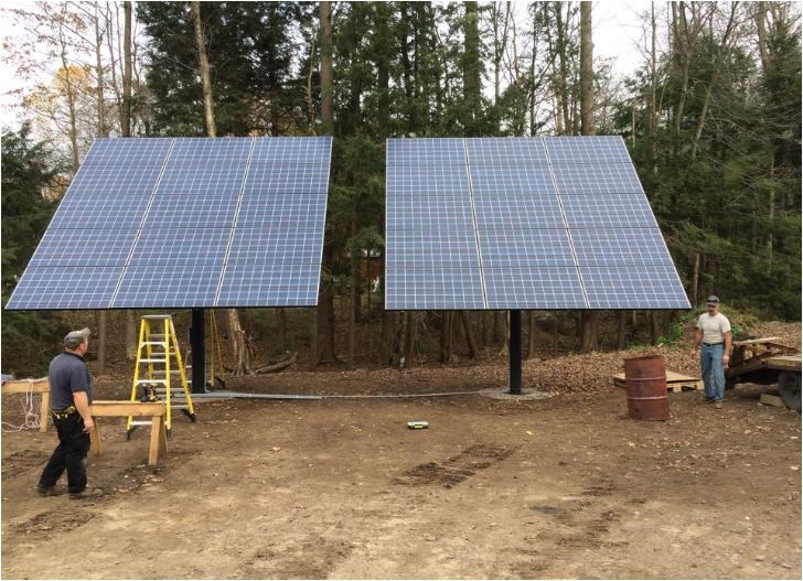 At Camden Solar our talented team of technicians can install the newest solar panel mounts referred to as, rack and pole systems. Call us today for a free consultation! 315-245-4444
