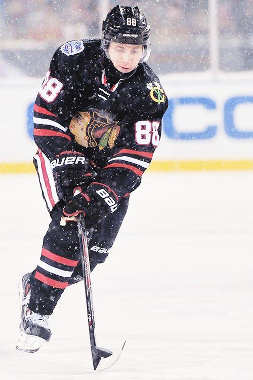 (46) chicago blackhawks - lil peekaboo