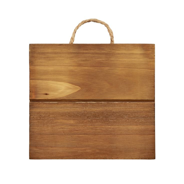 Shop for the Square Wood Pallet Plaque by ArtMinds®, 5.5 ...
