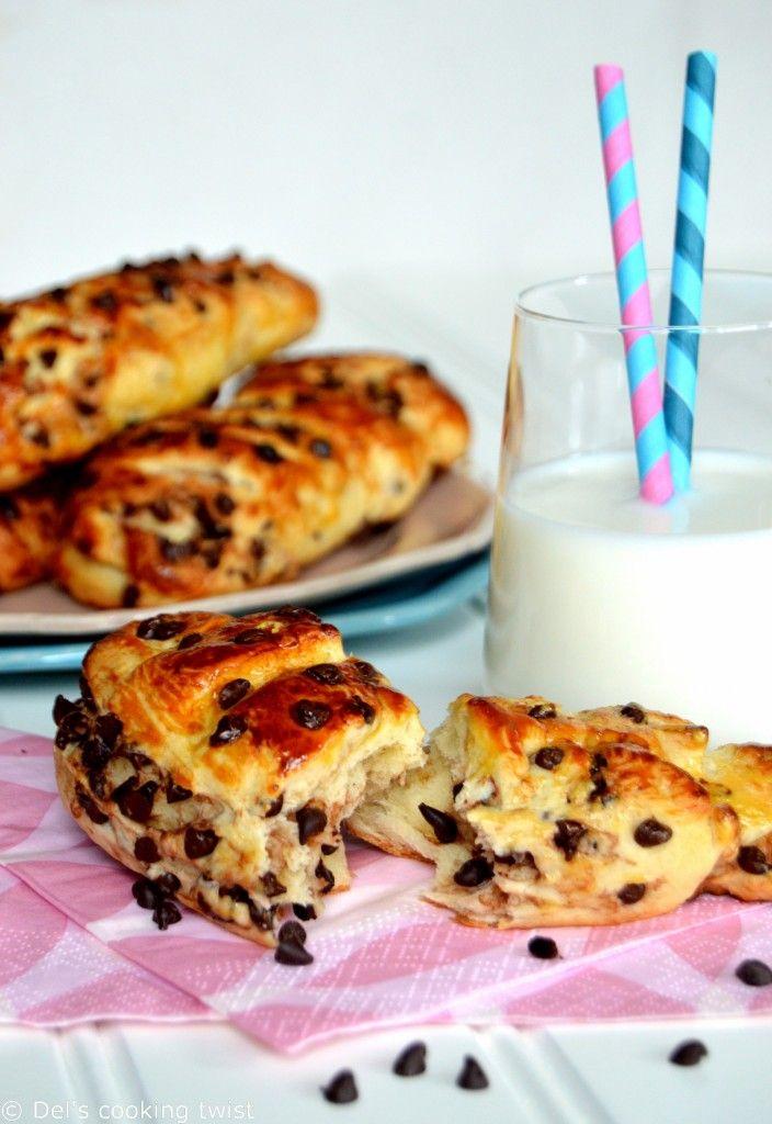 Que diriez-vous d'un bon petit déjeuner francais aujourd'hui ? Spontanément, on pense aux croissants, aux pains au chocolat et à la brioche, mais souvent on oublie la baguette viennoise…