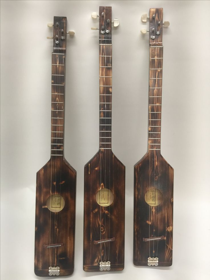 pine 2x4 3 string acoustic guitars tuned gdg open g chord instruments i made in 2019. Black Bedroom Furniture Sets. Home Design Ideas