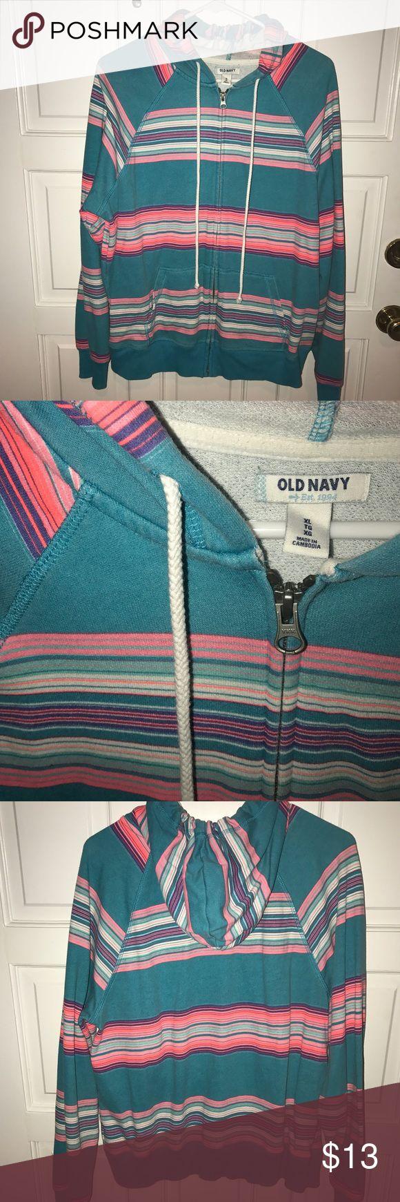 Old Navy Zip Hoodie Old Navy Zip Hoodie Old Navy Jackets & Coats
