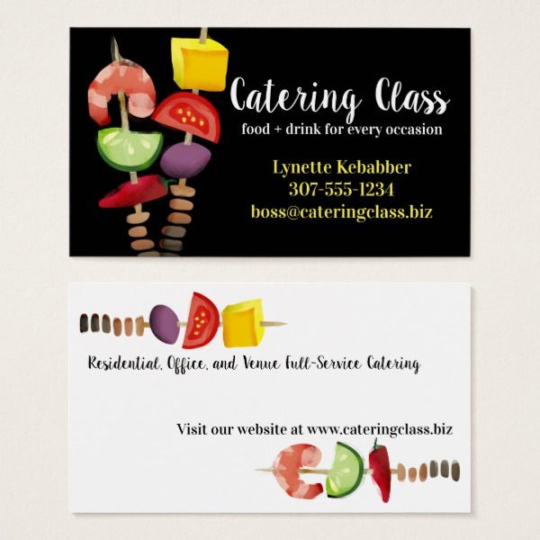 how to start a home based catering business