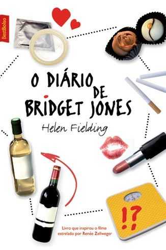 O Diário de Bridget Jones de Helen Fielding