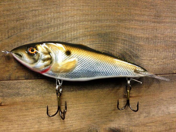 Custom Fishing Lures - BCS Custom Baits