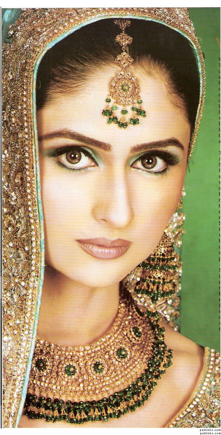 Best Bridal Make Up Images On Pinterest Make Up Indian