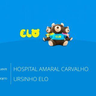 URSINHO ELO CLIENTE PROJETO HOSPITAL AMARAL CARVALHO   DESAFIO O Hospital Amaral Carvalho, em Jaú/SP, abriga muitas crianças em tratamento de câncer. Algu. http://slidehot.com/resources/case-ursinho-elo.13181/