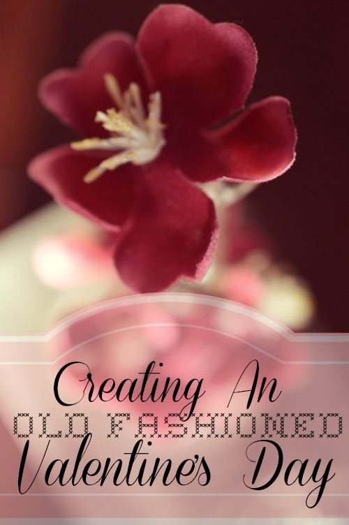 Old Fashioned Valentines  Day ideas. Recipes, crafts, decor, and much more!