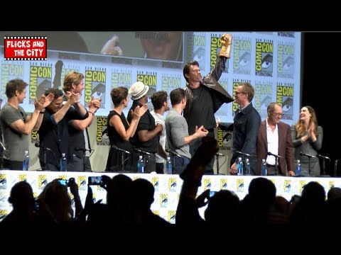 Marvel Avengers: Age of Ultron SDCC Official Comic Con Panel 2014