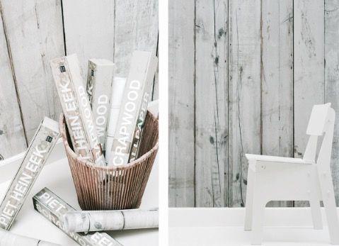 Cotone, rastrello e pennelli: Il gusto nordico che si sposa bene con lo shabby c...