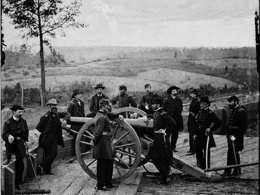 Sherman's March: 150 years later - http://www.warhistoryonline.com/war-articles/shermans-march-150-years-later.html