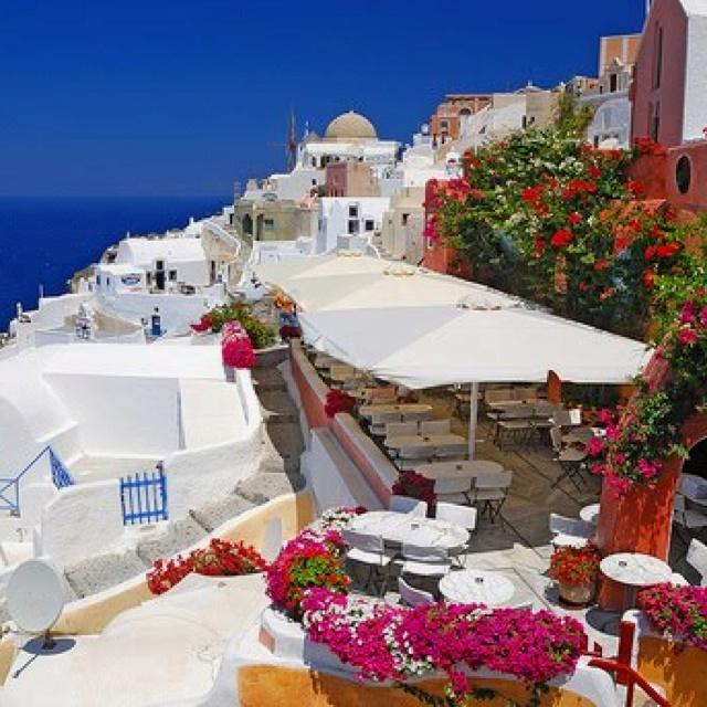 Island of Thira, Greece
