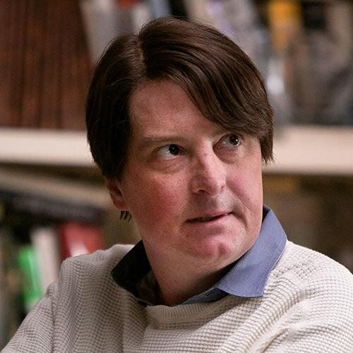 Actor -  Christopher Evan Welch (Born  September 28, 1965 - Died  December 2, 2013)  (Vicky Cristina Barcelona (2008), War of the Worlds (2005) and Lincoln (2012))