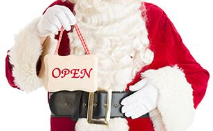 we are open sign Christmas - Google Search