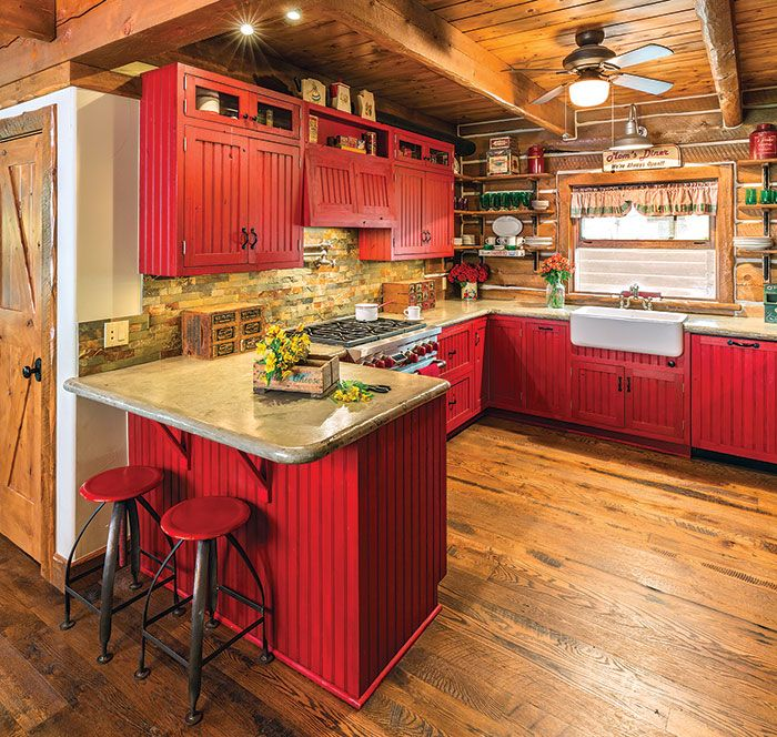 Kitchen Cabinets Colorado Springs: 393 Best Rustic Kitchens Images On Pinterest