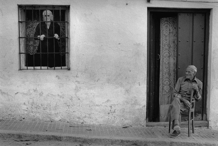 La tarde de Campillo de Arenas, 1978. Foto de Cristina García Rodero.