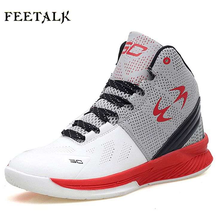 Feetalk Hot Sale Kids' Sneakers basketball shoes damping Breathable men and  women sneakers //