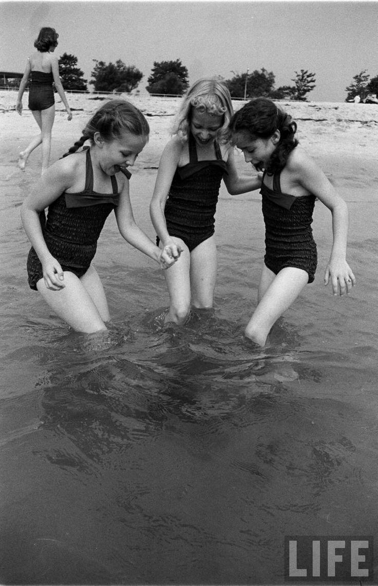 Massachusetts, 1953. By Lisa Larsen