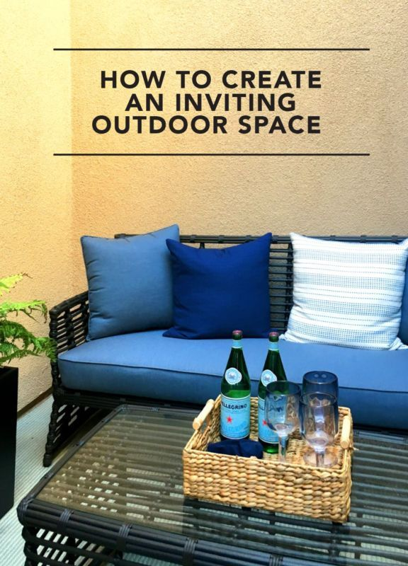 How to Create an Inviting Outdoor Space | eBay