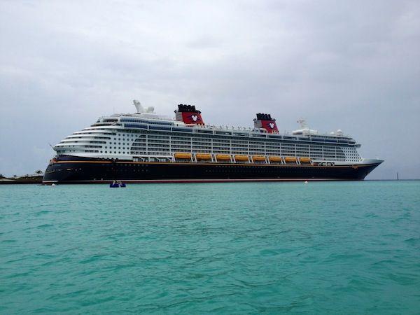 Disney Dream, birthday cruise 2012
