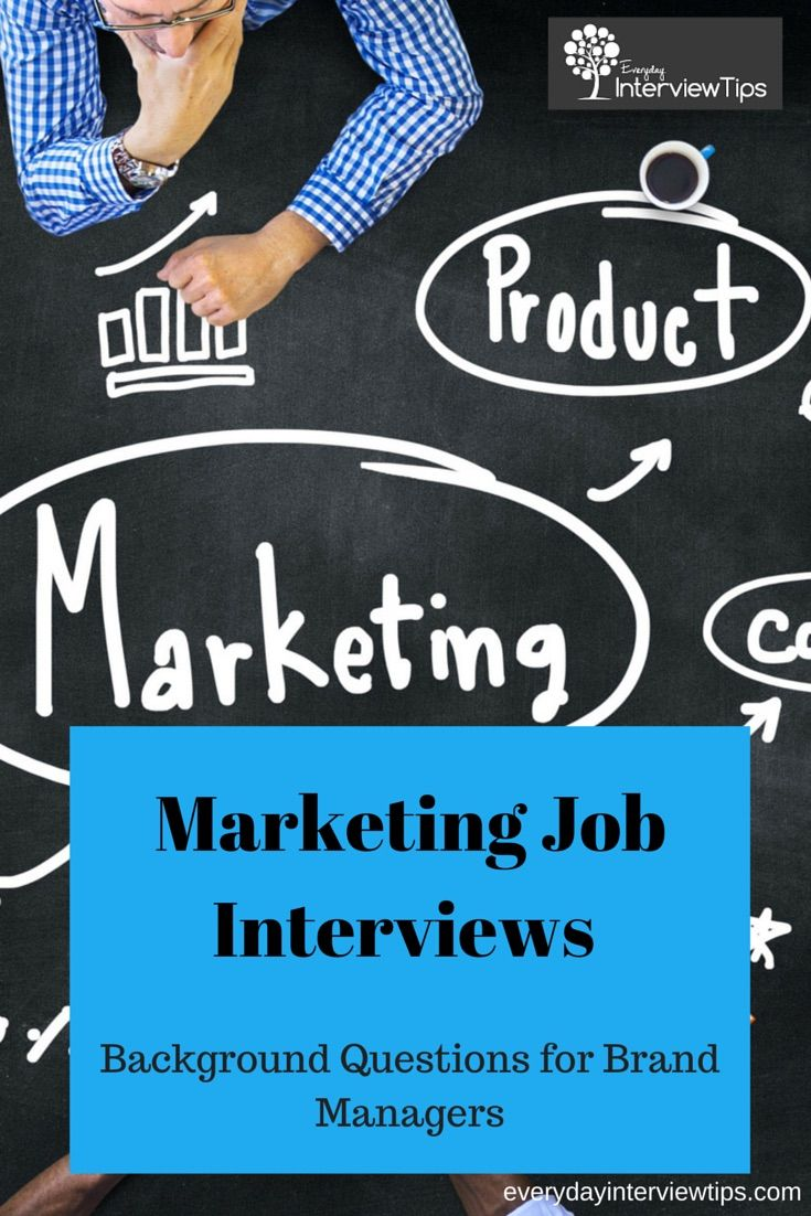 marketing interview questions for brand managers background questions job interview tips - Marketing Manager Interview Questions And Answers