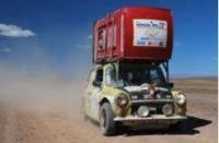 Un recorrido de más de 15.000 kilómetros desde Inglaterra a Mongolia. Cuatro semanas de aventura solidaria