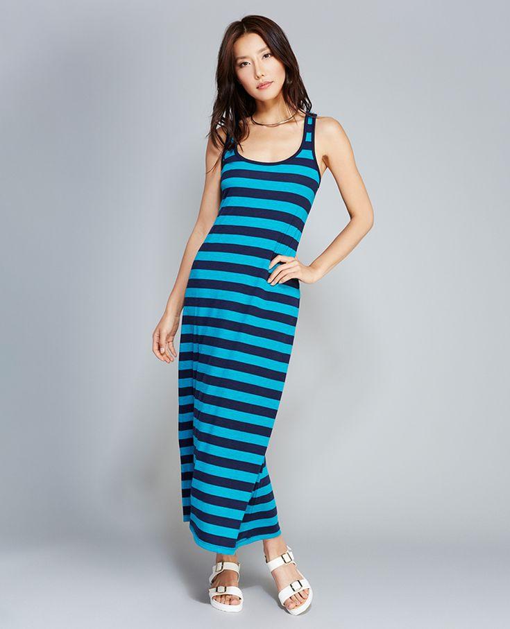 basic-striped-maxi-dress