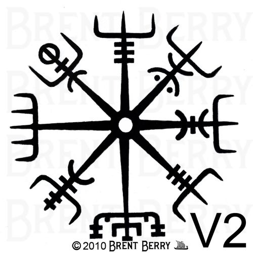Vegvisir Meaning: Pinterest