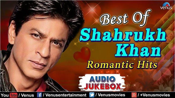 Best of SHAHRUKH KHAN : Top 21 Romantic Hits | Popular
