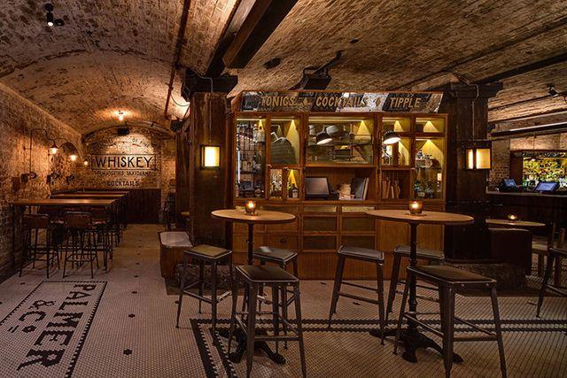 The ten most stylish bars in Australia: Palmer & Co, Sydney