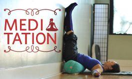 meditation: Health Meditation, Meditation Exerci, Good Ideas, Guide Meditation, Yoga Poses, Restoration Yoga, Guided Meditation, Favorite Positive, Favorite Poses