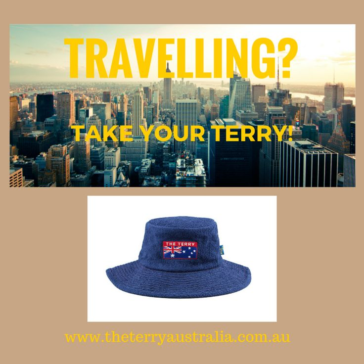 Going OS? Don't forget your Terry!