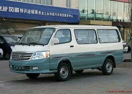 через все про китайский микроавтобус фотон любая