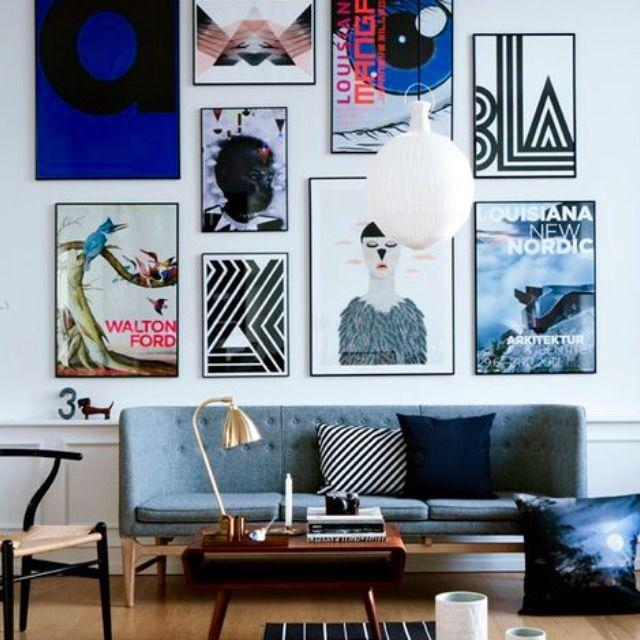 おしゃれな部屋を作るための第一歩♪シャネルアートポスター - GLITTER ... アート・インテリアイメージ画像