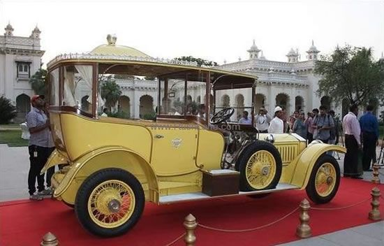 A Rolls Royce Silver Ghost Brought Back to Life 2