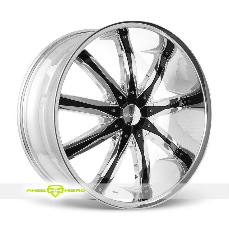 Dcinte DW29 Chrome Wheels available here: http://www.wheelhero.com/topics/Chrome-Rims-For-Sale