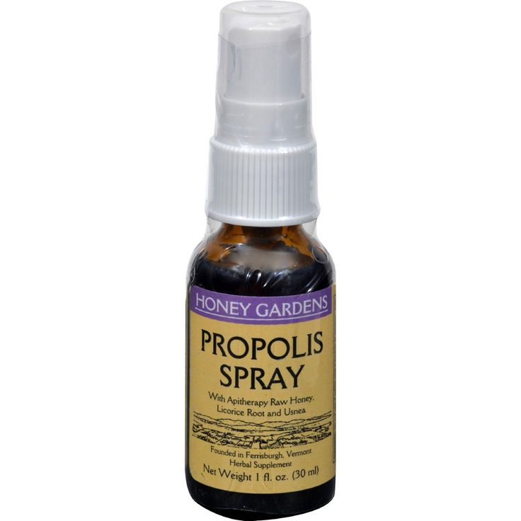 Honey Gardens Apiaries Propolis Spray - 1 Oz