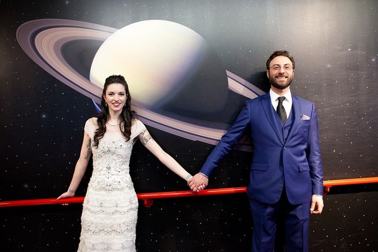 Wedding At Carnegie Science Center S Buhl Planetarium Weddings The Pinterest Perfect And